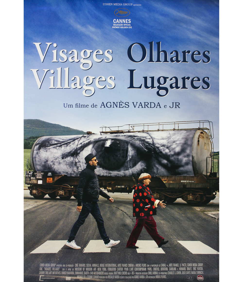Olhares, Lugares
